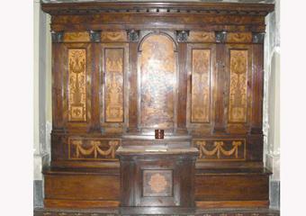 Gritti gianbattista restauri restauratore d 39 arte di for Mobili antichi 1800