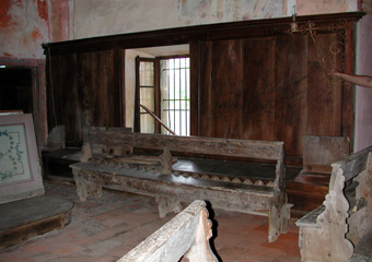 Banchi dei Parati sec. XVIII